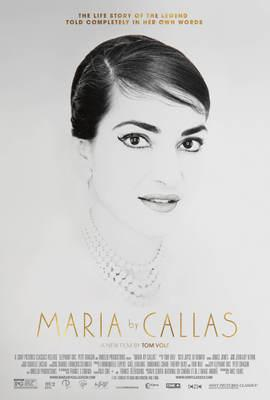 Maria by Callas - Poster - USA