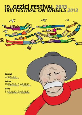 Festival itinérant de films européens d'Ankara - 2013