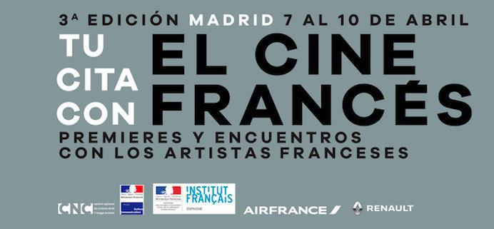 Tu Cita con el Cine Francés fête sa troisième édition