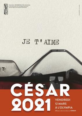 セザール賞(フランス映画) - 2021