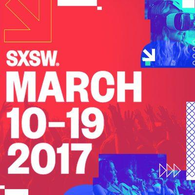 SXSW South by SouthWest - 2017
