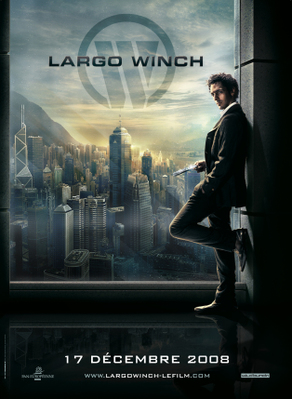 Largo Winch - Poster préventif - France