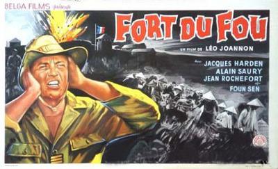Fort-du-Fou - Poster Belgique