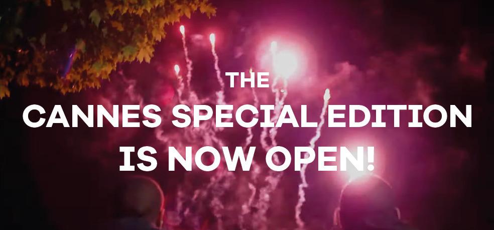 C'est parti pour la 'Cannes Special Edition' de MyFrenchFilmFestival !
