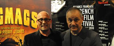 L'Australie accueille trois réalisateurs français - Jean-Pierre Jeunet en Australie - © Dr