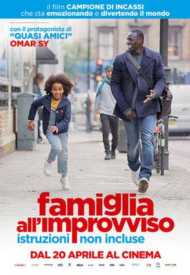 Two is a Family - Poster - Italy