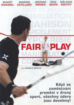 Fair play / 仮題:フェアプレイ - Poster - Czech Republic