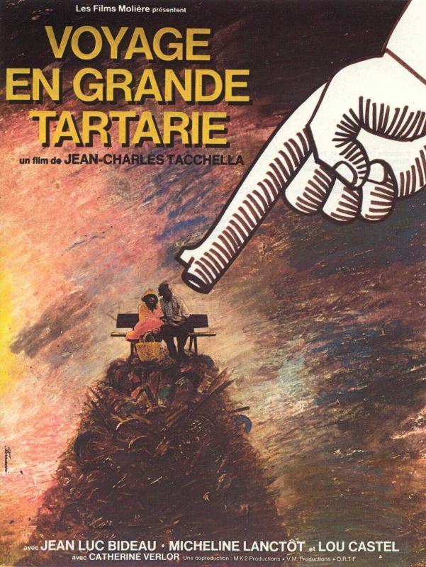 Voyage en Grande Tartarie