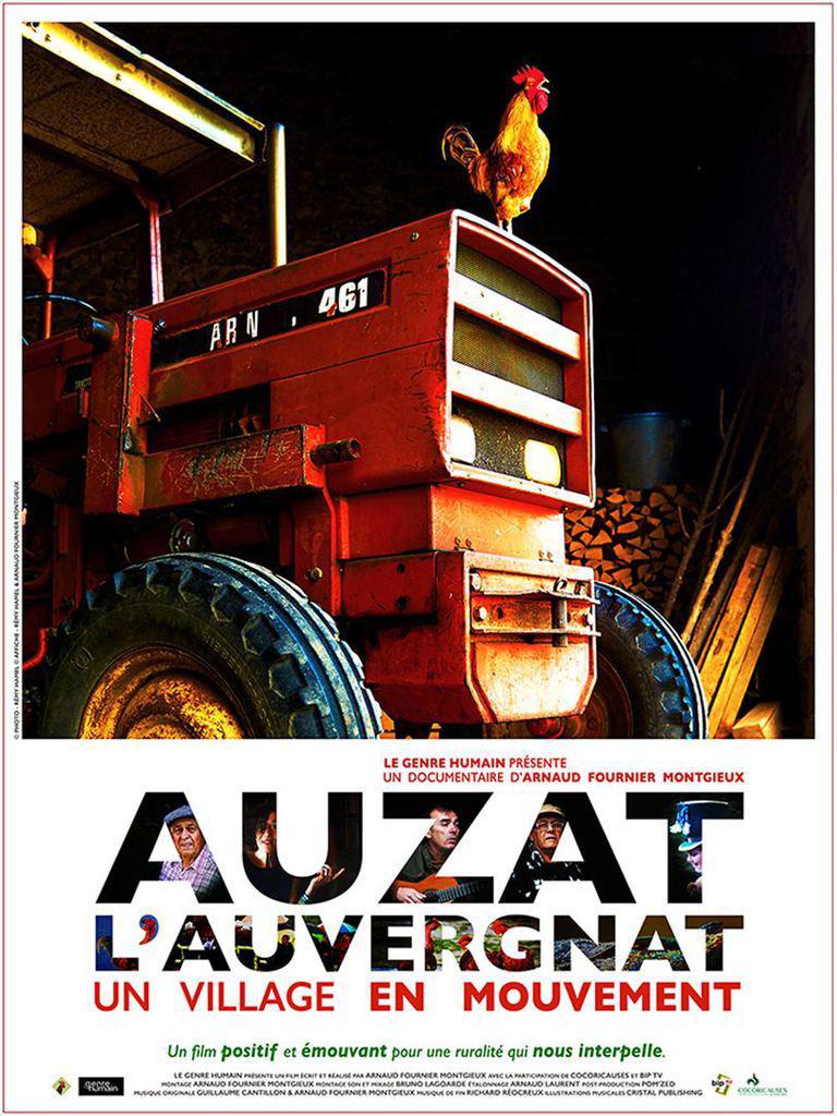 Auzat L'Auvergnat, un village en mouvement