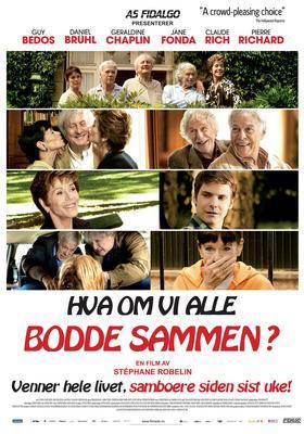 Et si on vivait tous ensemble ? - Poster - Norvège