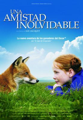 きつねと私の12か月 - Poster Espagne