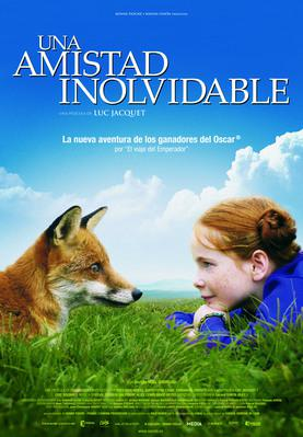 The Fox and the Child - Poster Espagne