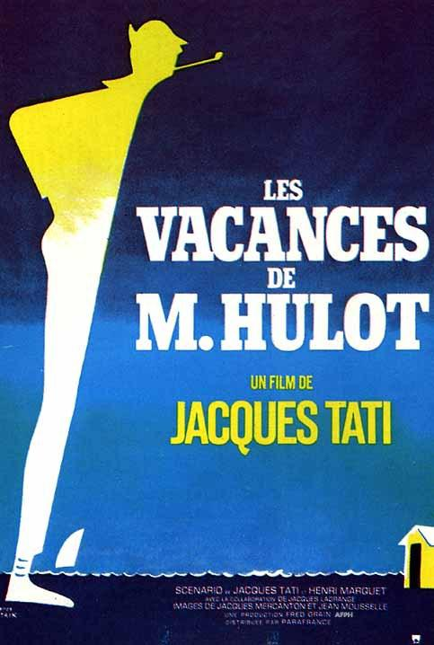 Mr. Hulot's Holiday / Les Vacances de Monsieur Hulot