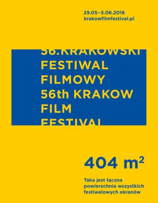 Cracow International Documentary & Short Film Festival - 2016