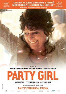Party Girl - poster - Italy