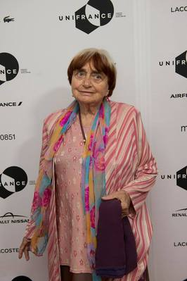 Toronto 2016: report on French films at the 41st edition - Agnès Varda - © UniFrance