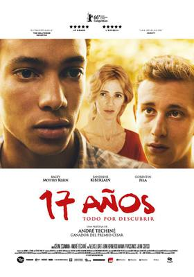 Being Seventeen - Poster Colombie