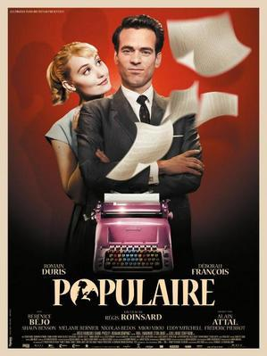 Populaire - Poster Taiwan