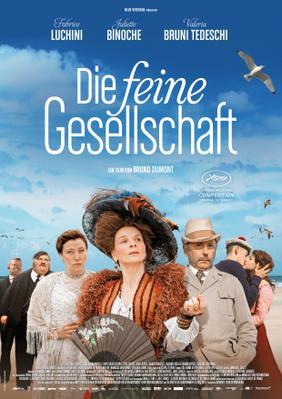La alta sociedad - Poster - Germany