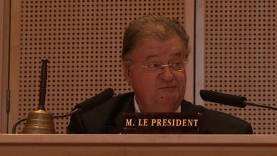 Le Président - © La Générale de Production