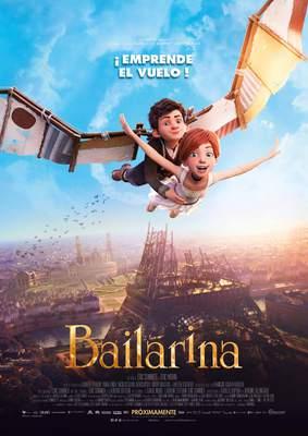 Ballerina - Poster - Mexico