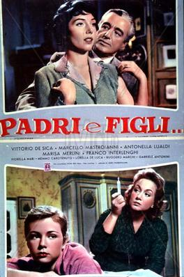 Padres e hijos - Poster - Italy