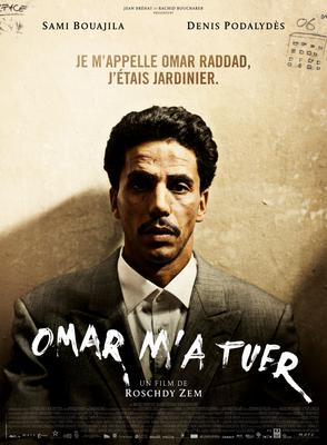 Omar m'a tuer - Poster - France