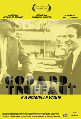 Deux de la vague/ふたりのヌーヴェルヴァーグ ゴダールとトリュフォー - Poster - Brazil