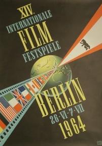 ベルリン国際映画祭 - 1964
