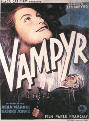 Vampyr ou L'Etrange Aventure de David Gray