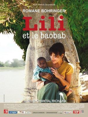 Lili et le baobab / 仮題:リリとバオバブの木