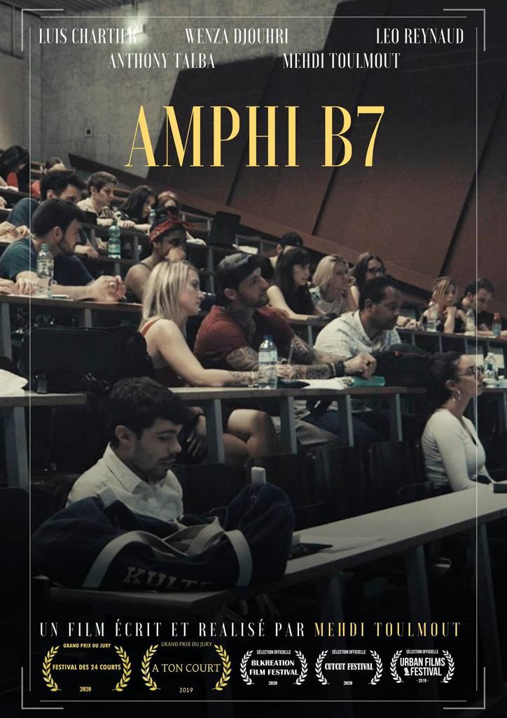 Amphi B7