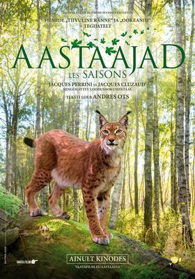 Les Saisons - Poster - Estonia