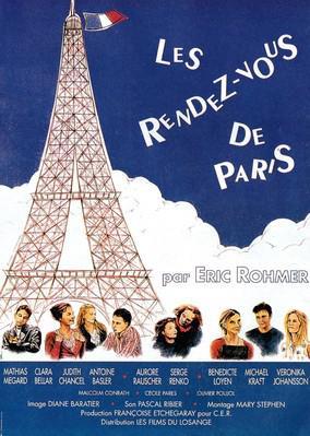 Tres romances en París