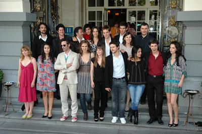 French film professionals welcomed in Madrid