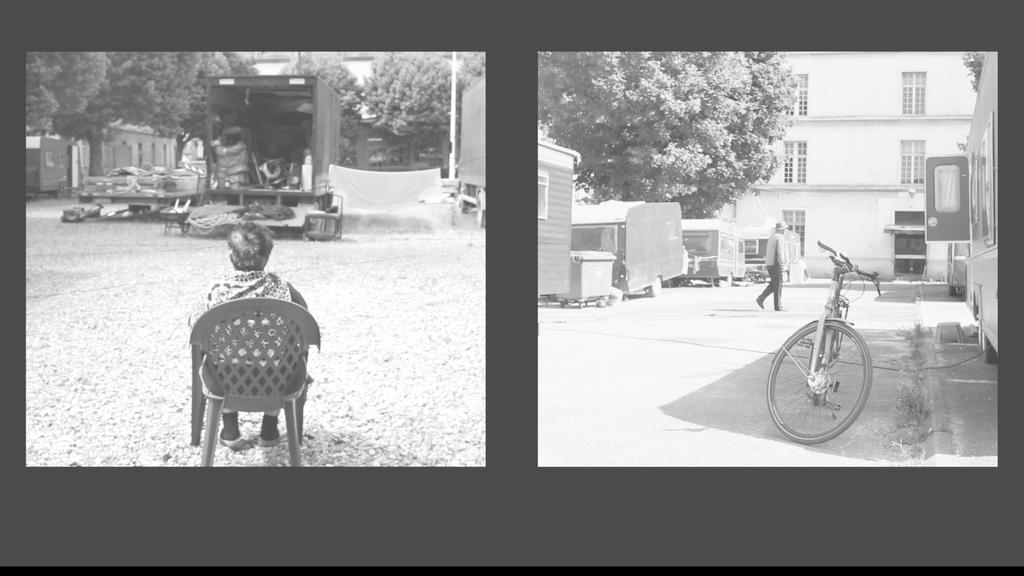 La Chaise verte, un chat sur un trapèze et autres histoires ordinaires