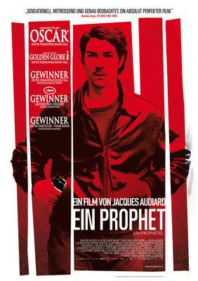 Un prophète - Poster - Germany
