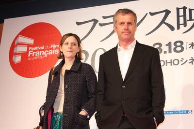 Japan: French Film Festival report - Mia Hansen-Love et Bruno Dumont - © Pierre Olivier