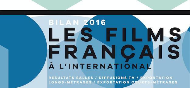 Informe sobre los resultados del cine francés en el extranjero en el 2016