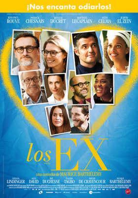 Los Ex - Poster - Mexico