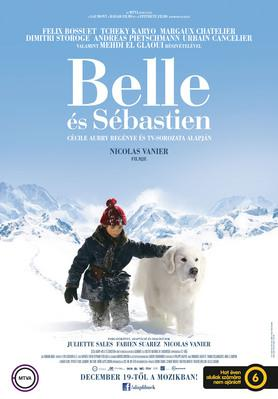 Belle et Sébastien - Poster - Hungary
