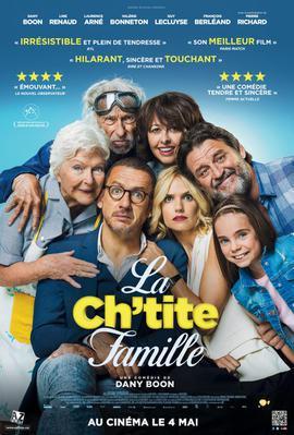 La Ch'tite Famille - Poster - Quebec