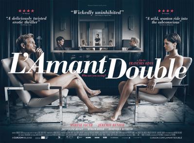 El Amante doble - Poster - United Kingdom