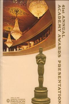 Oscars du Cinéma - 1969