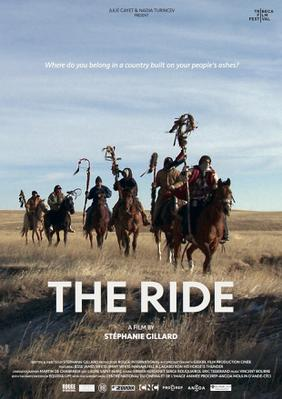 The Ride - La Chevauchée - Poster - International