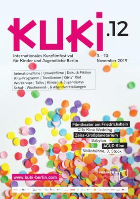Festival Internacional de Cortometrajes de Berlín para la Infancia y la Juventud (Kuki)  - 2019