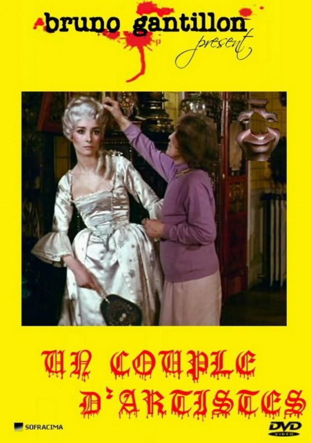 An Artistic Couple - Jaquette DVD Etats-Unis