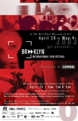 Festival international du film de Brooklyn - 2003 - © Tribe Media Group