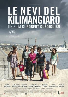 Les Neiges du Kilimandjaro - Poster - Italy