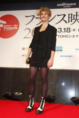 Japon : Compte rendu du Festival du film français - Cécile de France - © Pierre Olivier